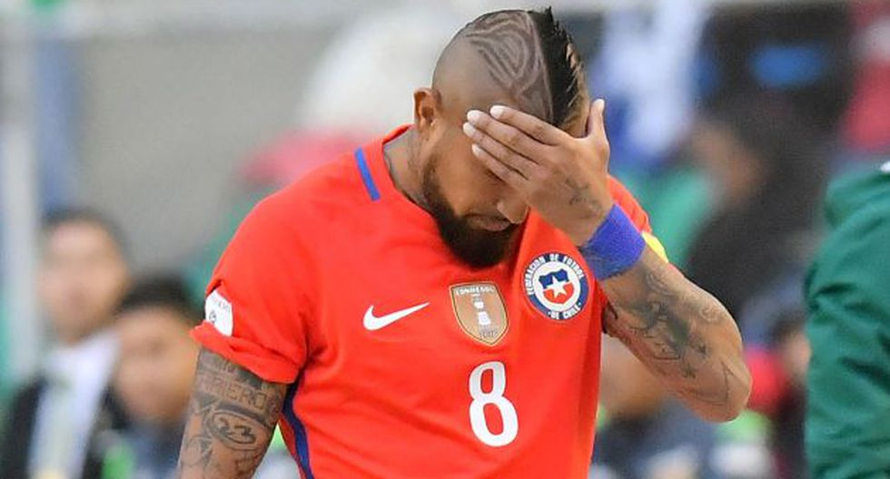 Chile no estará en Rusia 2018. (EFE)