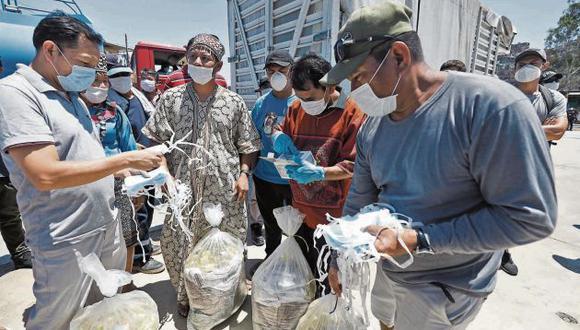 Congresistas Espinoza y García afirman que financiaron donaciones con sus recursos. (GEC)