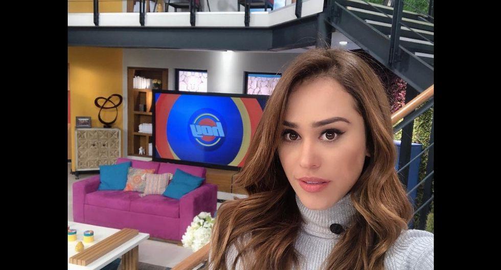 La conductora Yanet García compartió una serie de videos en Instagram Stories. (@iamyanetgarcia)