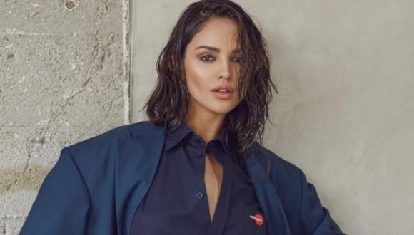 """Eiza González tiene dos álbumes como solista. El primero de ellos lanzado en el año 2009, """"Contracorriente"""", y el segundo """"Te acordarás de mí"""", lanzado en 2012. (Foto: @eizagonzalez)."""