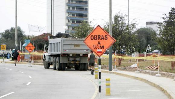 EN LA MIRA. En el parque Olímpico se podría construir uno de los parqueos subterráneos. (Rodrigo Málaga)