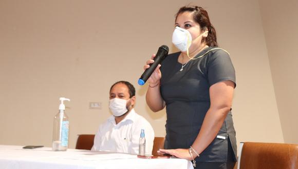 San Martín: Familiares de pacientes denuncian negligencia de Castañeda Cárdenas.