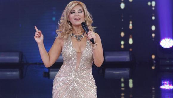 Gisela Valcárcel regresa este sábado con El gran show. (Perú21)