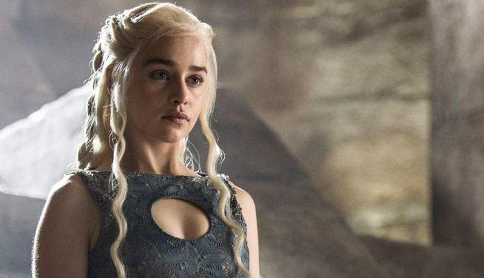 Las trenzas Daenerys Targaryen tienen un significado especial en Game of Thrones. (Foto: HBO)