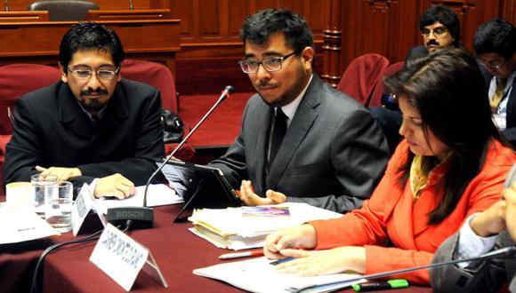 Periodista Marco Sifuentes pide levantar secreto bancario de Apdayc.