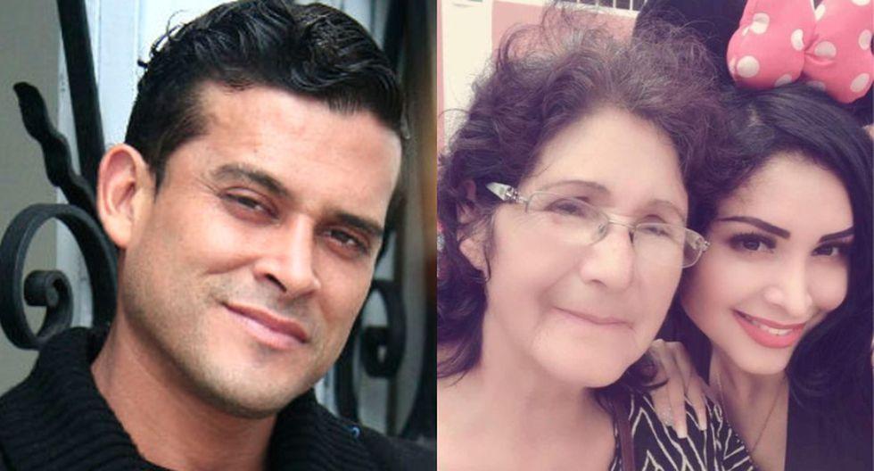 """Christian Domínguez a la mamá de Pamela Franco: """"Cumpliré las promesas que le hice"""". (Foto Instagram)"""