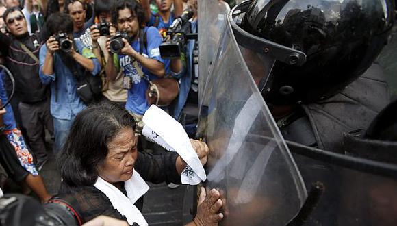 Tailandia: Junta militar disuelve el Senado. (EFE)