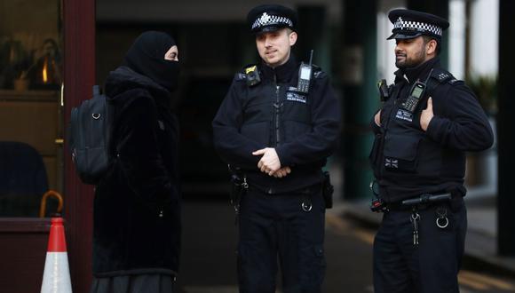 La policía, que investiga las circunstancias de la acción, detuvo a un varón sospechoso de intento de asesinato. (Reuters).