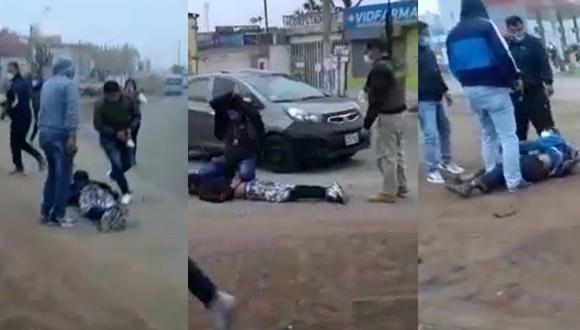 Policía atrapó en Puente Piedra a 'Los Perdidos de Zapallal'. (PNP)