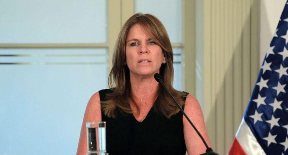La canciller Cayetana Aljovín acudirá al Parlamento a las 11 a.m. (Perú21)