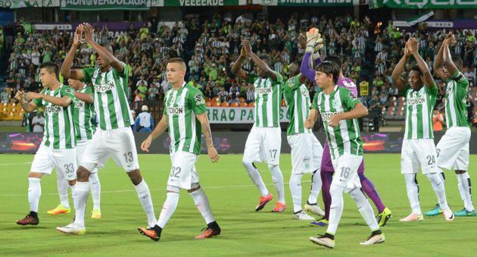 Atlético Nacional afirma que ganar la copa del Mundial de Clubes sería honrar a la víctimas del Chapecoense. (Facebook)