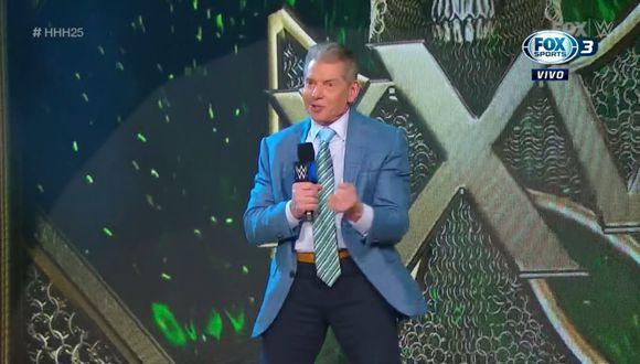 (Foto: Twitter WWE)