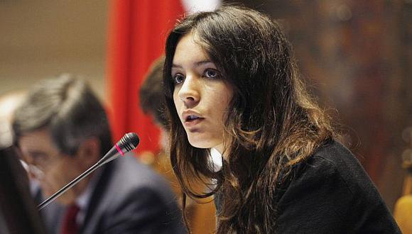 Es la primera vez que la dirigente estudiantil admite su interés de entrar en política. (Reuters)