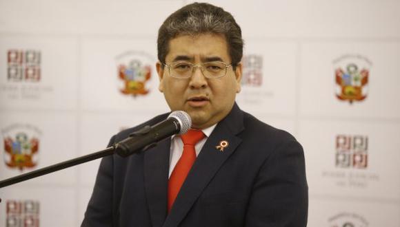 Contralor Nelson Shack dice que el caso Chinchero no está cerrado. (Perú21)