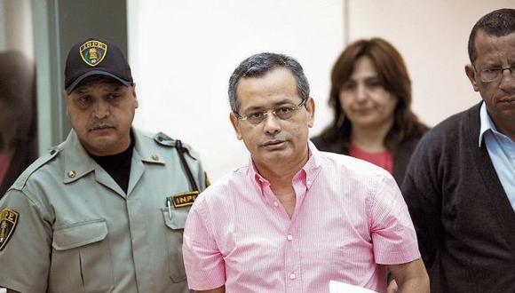 Rodolfo Orellana fue detenido en 2014 en Colombia. (GEC)