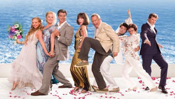 Universal Studios anunció segunda parte de 'Mamma Mia!' (Universal Studios)