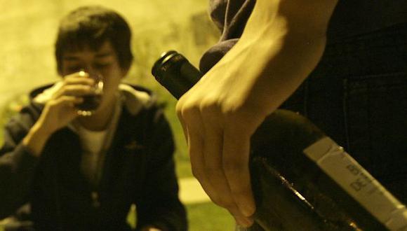 El alcohol sigue siendo la droga más consumida. (Perú21)