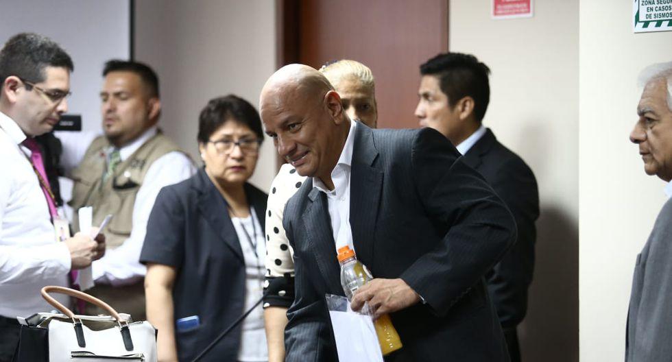 Oswaldo Plasencia fue director de la Autoridad Autónoma del Tren Eléctrico durante la gestión aprista. (Jesús Saucedo/GEC)