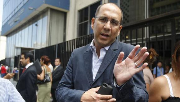 El miércoles se conoce la suerte del excandidato de Lima Pablo Secada . (USI)