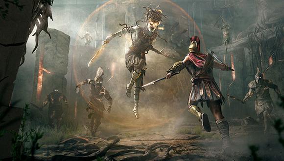 Assassin's Creed Odyssey llegará al mercado el 5 de octubre a PS4, Xbox One y PC.
