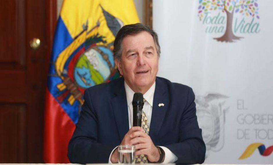 El Ministerio de Exteriores ecuatoriano confirmó el nombre de los doce países asistente a la cita en Ecuador. (Foto: Twitter/@CancilleriaEc)