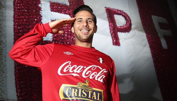 Claudio Pizarro pide que hinchada se mantenga más junta que nunca. (USI)