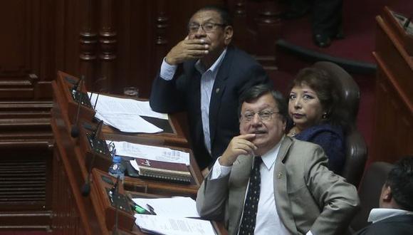Gana Perú pide investigación. (Nancy Dueñas)