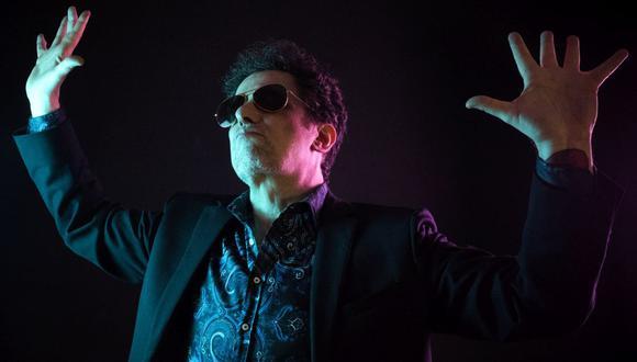 Andrés Calamaro vuelve a nuestro país con su gira 'Cargar la suerte'. (Universal Music)