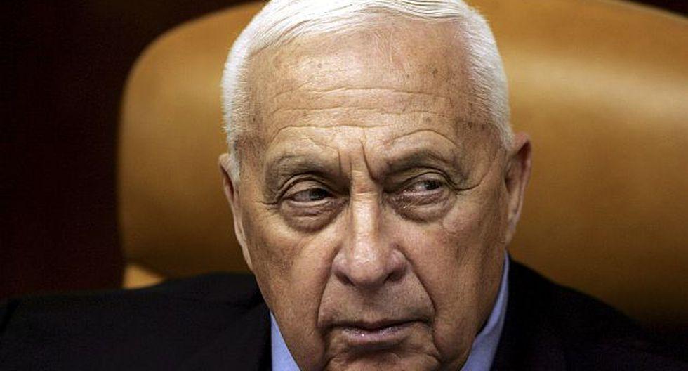 Ariel Sharon falleció este sábado, luego de estar ocho años en coma. (Reuters)