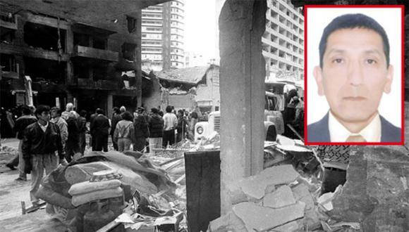 'Camarada Ramiro'. El mando senderista es procesado por el atentado en la calle Tarata, pero se fue del país pese a impedimento.