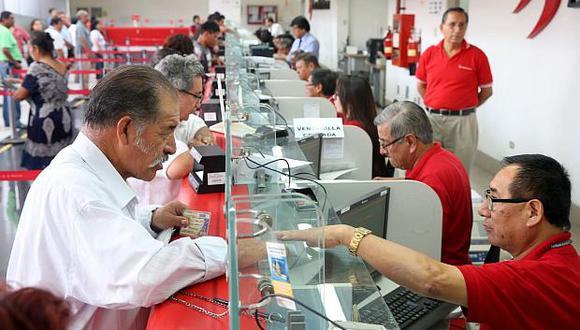 El proyecto de ley establece ocho criterios en los cuales la ONP debe allanarse en los procesos judiciales para hacer efectivo el pago a jubilados. (Foto: USI)