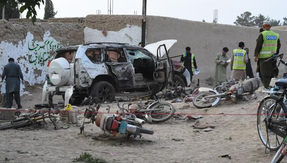 En lo que va del 2020, el país ya ha sufrido cuatro atentados de este tipo. Una pequeña muestra de por qué Pakistán es el sexto país que más muertes por ataques terroristas registra. (Foto: Banaras Khan / Archivo AFP)