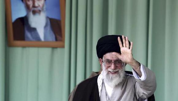 """Prometió asistencia a cualquier nación o grupo que confronte a Israel, al que describió como un """"cáncer"""". (AP)"""