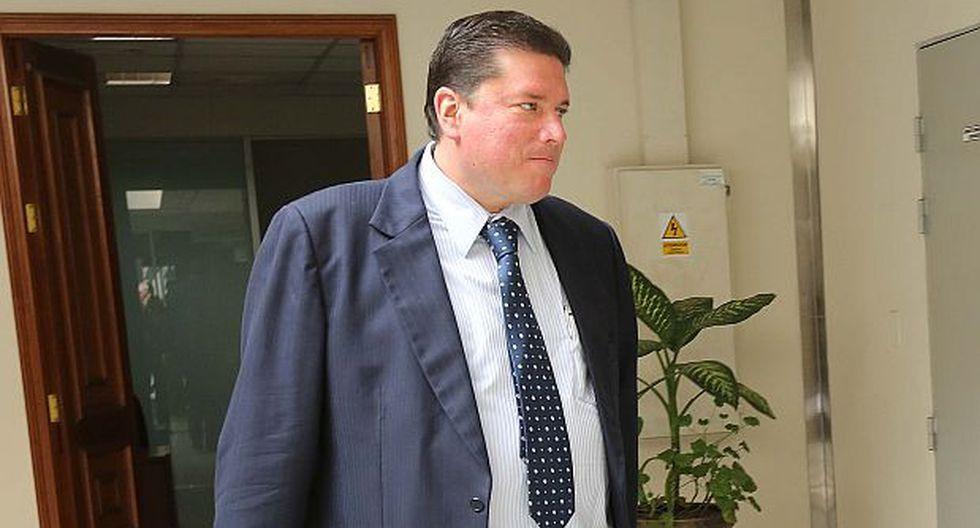 Álvaro Delgado Scheelje fue condenado por haber formado parte de la red de Rodolfo Orellana. (GEC)