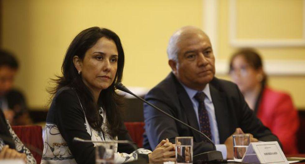 La ex primera dama Nadine Heredia cumple 18 meses de prisión preventiva por el caso Odebrecht. (Perú21)
