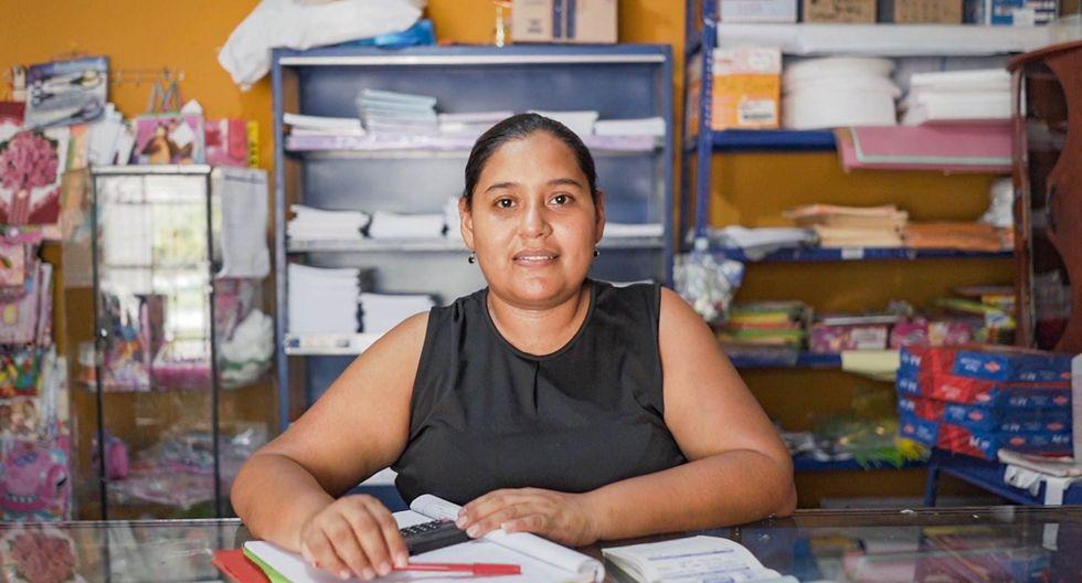 Piurana es figura de campaña internacional en favor de las mujeres emprendedoras.
