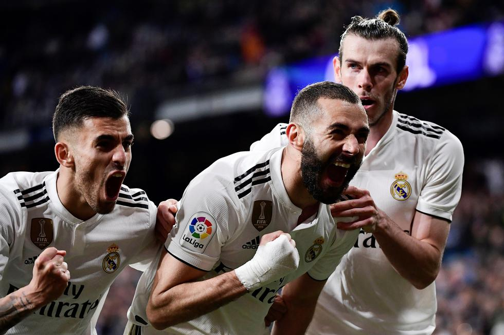 Real Madrid juega contra Leganés por la jornada 34 de la Liga Santander. El partido será transmitido vía DirecTV Sports. (Foto: AFP)