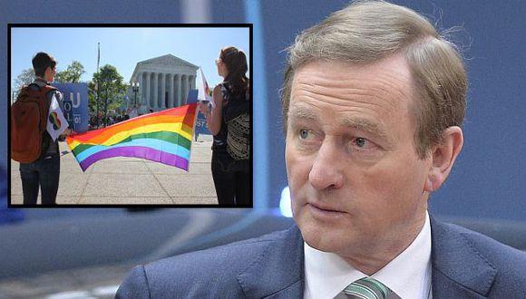 Primer ministro instó a que voten sí en referéndum sobre matrimonio homosexual. (EFE)