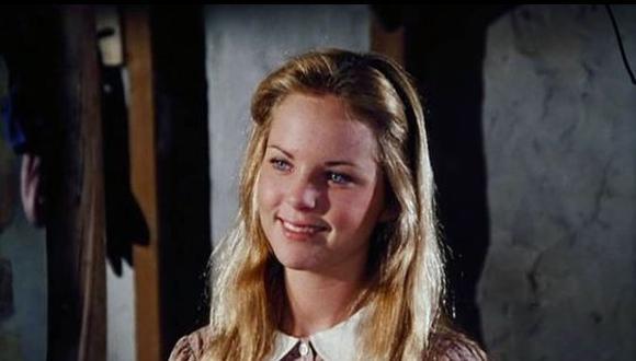 Melissa Sue Anderson tuvo dos hijos, Piper y Griffin Sloan. (Foto: NBC)