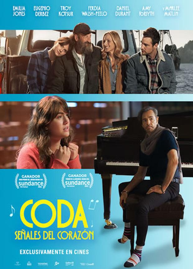"Poster ""CODA"" (Photo: Pathé)"
