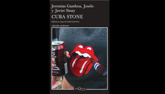 'Cuba Stone' se presenta este jueves en el auditorio Ricardo Palma (Difusión).