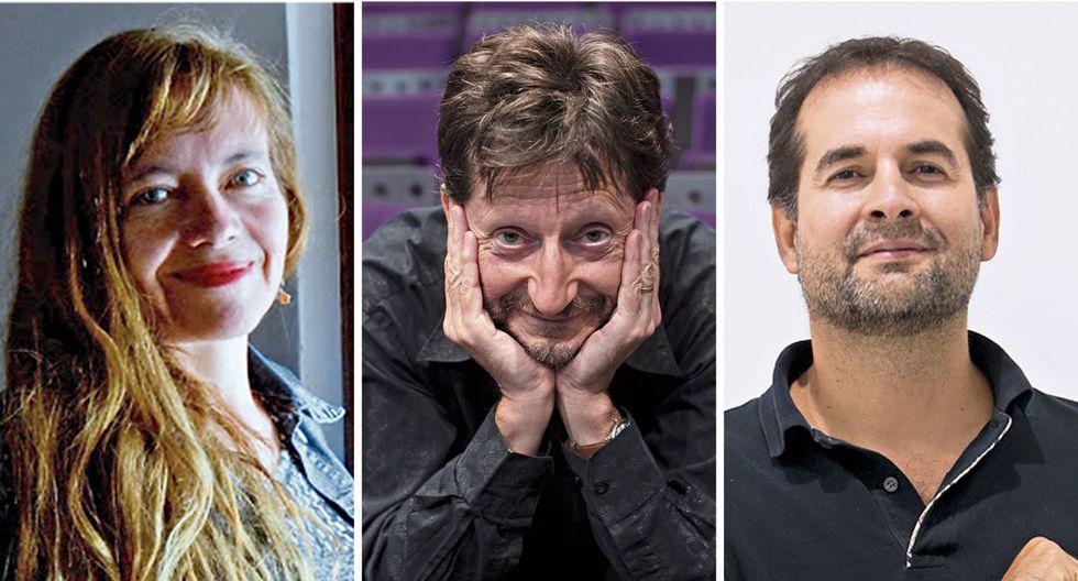 Los tres narradores se volverán a reunir tras 16 años para dar un espectáculo juntos. En esta ocasión cada uno narrará dos cuentos populares.