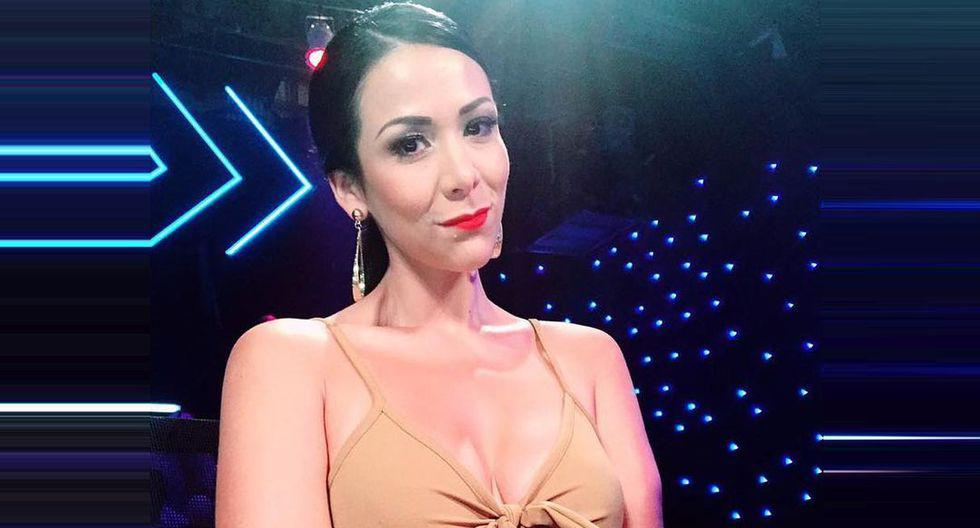 """Magdyel Ugaz regresará a la pantalla chica como parte de la serie """"De vuelta al barrio"""". (Foto: Instagram)"""