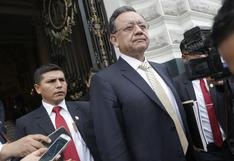 Congreso: Informe final sobre denuncia contra Edgar Alarcón estaría listo el 21 de enero