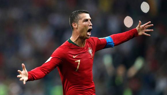 Cristiano Ronaldo jugará la Liga de Naciones por primera vez. (Foto: AFP)