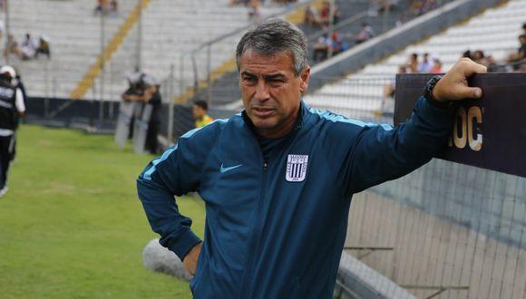 Flavio Maestri no coincidió con Pablo Bengoechea por el juego de Alianza Lima (Foto: GEC).