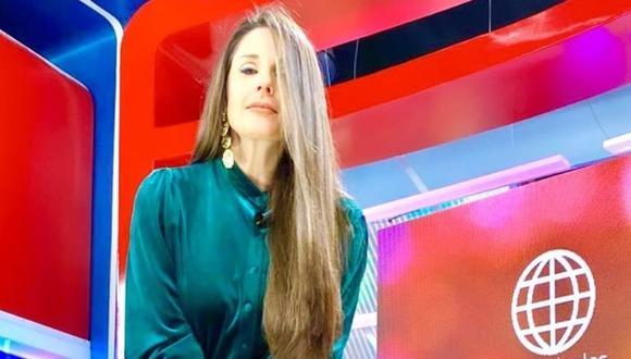Rebeca Escribens habló de su regreso a la televisión en medio de la pandemia. (Foto: @dona_rebe)