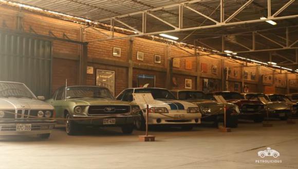 Descubre la historia detrás del Museo de Autos Antiguos En Lima. (Captura YouTube)