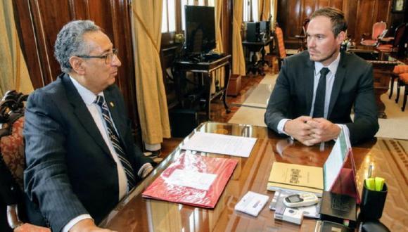 La implementación de este órgano jurisdiccional es producto de las coordinaciones realizadas entre el alcalde de La Victoria, George Forsyth, y el presidente del Poder Judicial, José Luis Lecaros.