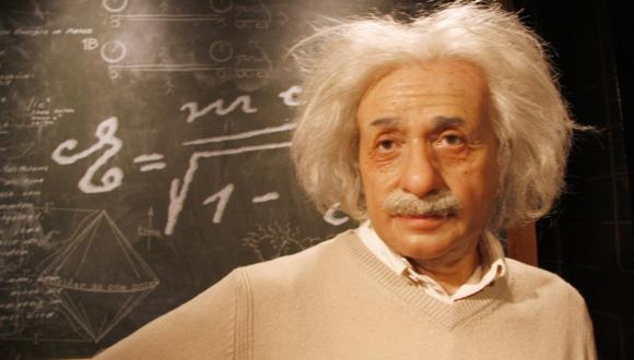 Albert Einstein luego descartó modelo. (USI)